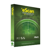 95-05-24 3D eScan Antivirus Box  (Green) Transparent