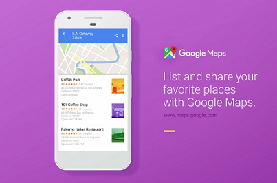 google-maps-lists