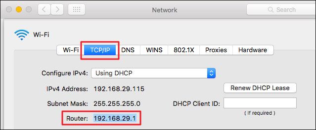 آموزش پیدا کردن آدرس IP