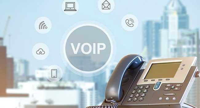 تلفن بر بستر IP