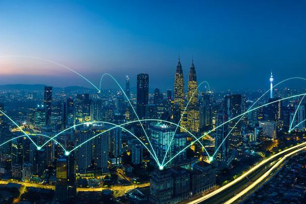 شبکه پهنای باند